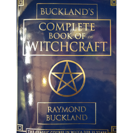 Backhands Complete Book of Witchcraft.